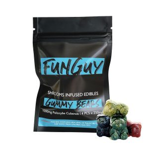 FunGuy – Assorted Gummy Bears 1000mg