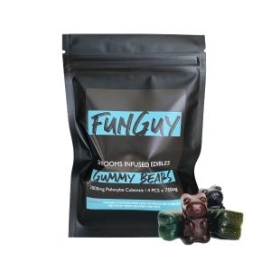 FunGuy – Assorted Gummy Bears 3000mg