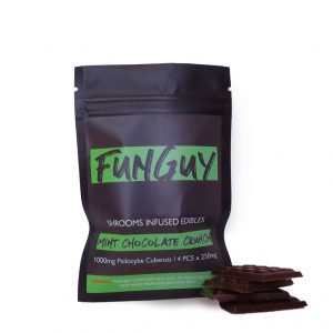 FunGuy – Mint Chocolate Crunch 1000mg